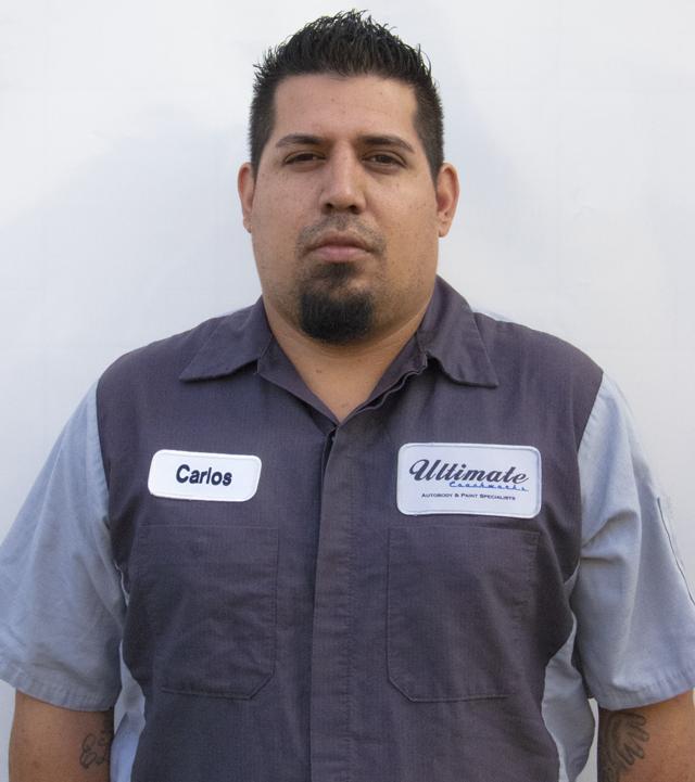 Carlos Barrientos, Bodyman