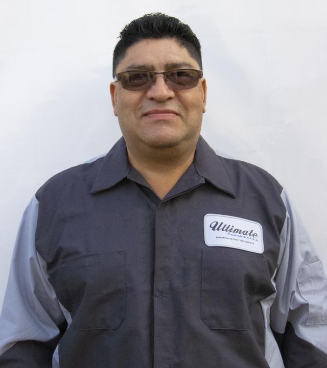Raul Alonzo, Shop Foreman