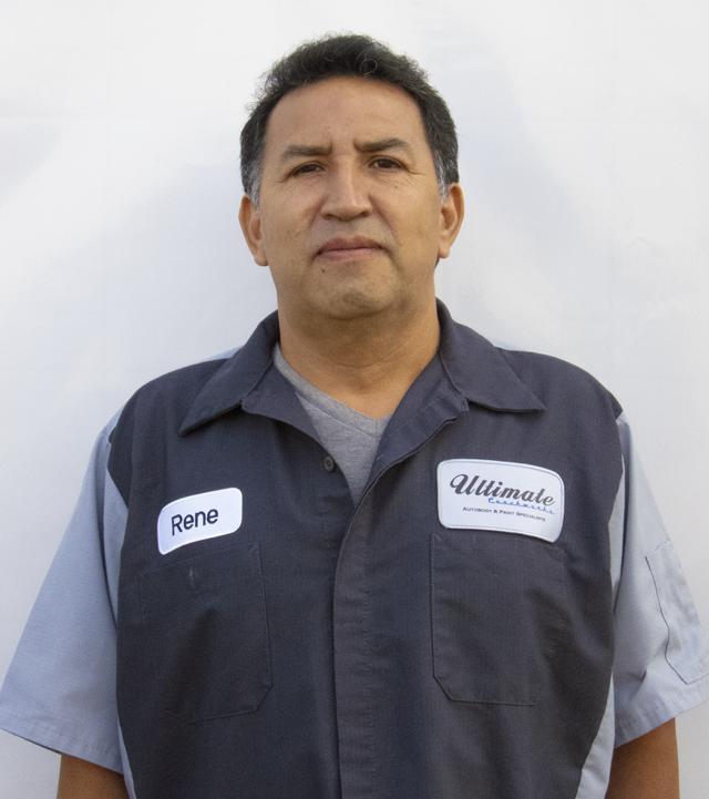 Rene Zamora Medina, Painter
